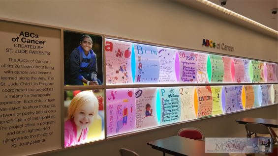 ABCs of Cancer- Art at St. Jude Children's Research Hospital — TechSavvyMama.com