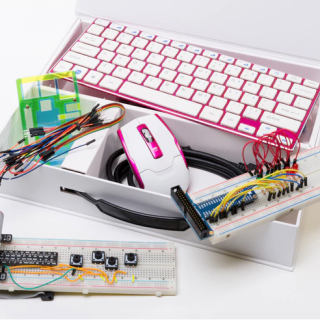 Boolean Girl Project Introduces Boolean Box, a Tech and Engineering Discovery Kit for Kids. Details on TechSavvyMama.com