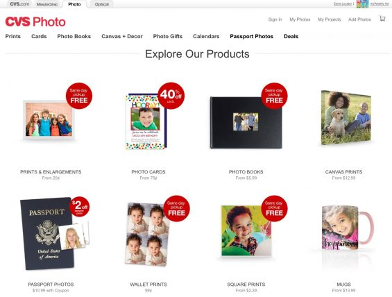 How to Create Gorgeous Photo Gifts that Ship for Free Using the CVS Photo Website on TechSavvy Mama.com
