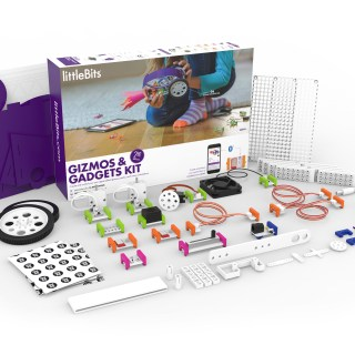 Why Young Makers Will Love littleBits Gizmos & Gadgets Kit, 2ndEdition