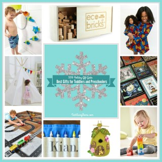 2016 Gift Guide: Gifts for Toddlers & Preschoolers (18 months- age 5)