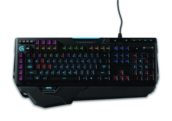 G910 Orion Spectrum Mechanical Gaming Keyboard