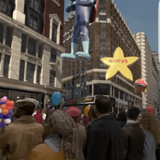 Macy's Thanksgiving Day Parade Gets a Tech Savvy Upgrade with 2 Free New Apps