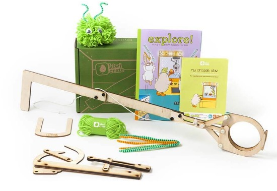 KiwiCrate featured in 12 Must-Have Subscription Boxes for Kids, Teens & Adults. Other picks on TechSavvyMama.com