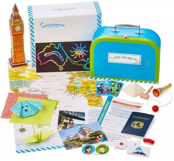 LittlePassports featured in 12 Must-Have Subscription Boxes for Kids, Teens & Adults. Other picks on TechSavvyMama.com
