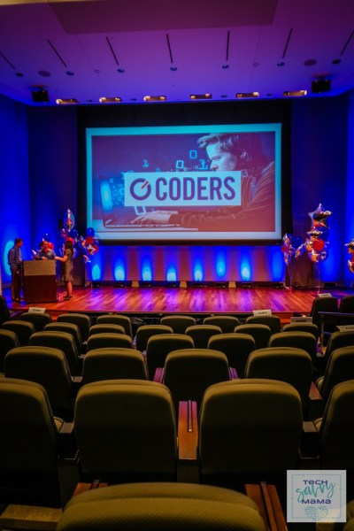 C1 Coders graduation at Capital One Headquarters, McLean, Virginia