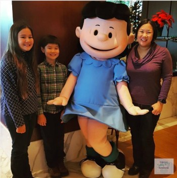 5 Reasons to Make Gaylord National Harbor's Christmas on the Potomac Part of Your Holiday Tradition: Breakfast with Charlie Brown and Friends and more on TechSavvyMama.com