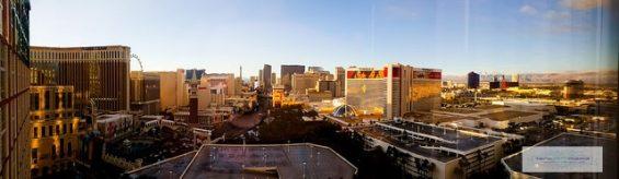 CES and Las Vegas Strip on TechSavvyMama.com