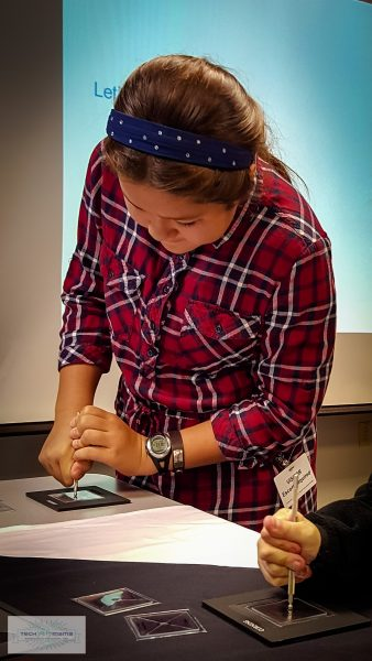 Virtual Field Trip: Testing Corning® Gorilla® Glass at the Corning Incorporated Sullivan Park Research & Development Campus #LearningThroughGorillaGlass on TechSavvyMama.com