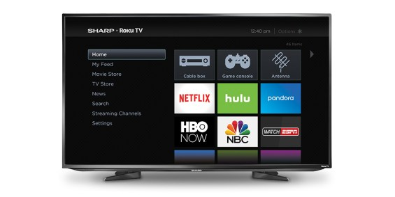 How Roku TV Helps You Stream Content to Cut Cable on TechSavvyMama.com