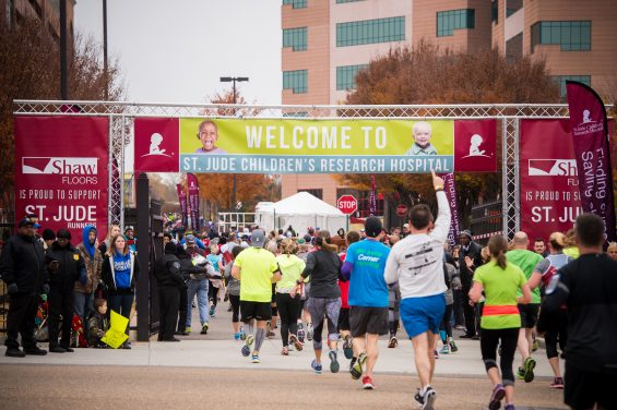 8 Reasons to Run as a St. Jude Hero During St. Jude Memphis Marathon Weekend