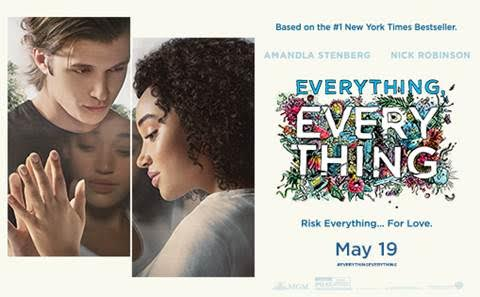 everything everything movie movie poster