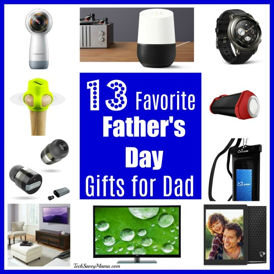 13 favorite father's day gifts for the coolest tech savvy dads
