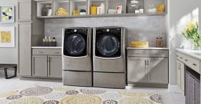 LG Front Load Laundry