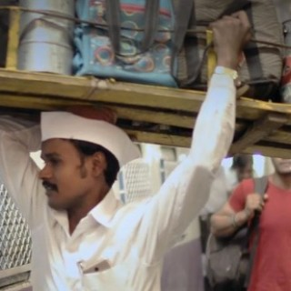 Learning About Dabbawala Lunch Delivery in Mumbai, India