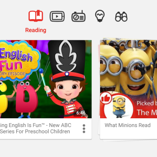 Read Along with YouTube Kids Helps Kids Keep Reading This Summer