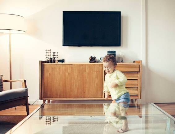 5 Reasons Families Should Mount Flat Screen TVs