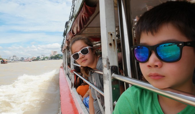 The Transformative Effects of Travel on Our Family (and why I hope my kids will #StudyAbroadBecause)