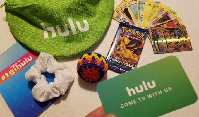 TGIHulu Celebrates Friday with a Flashback to Favorite 90s Shows (w giveaway)