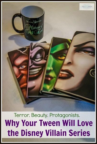 disney villains series books giveaway