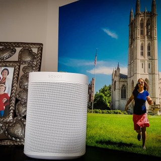 Sonos One: The New Must-Have Smart Speaker for Music Lovers