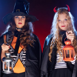 trick or treat safety for middle schoolers