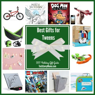 2017 Gift Guide: Gifts for Tweens (ages 8-12)