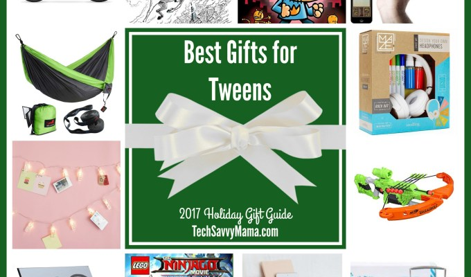 2017 Gift Guide: Gifts for Tweens (ages 8-12) w Bike Giveaway!