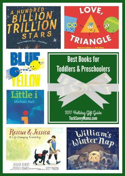 Books as Gifts for Toddlers and Preschoolers