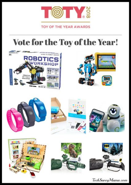 TOTY Tech Toys of the Year 2018