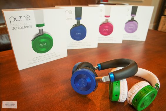 volume safe headphones for kids