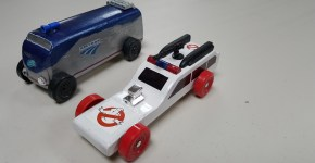 Building a Fast Pinewood Derby Car