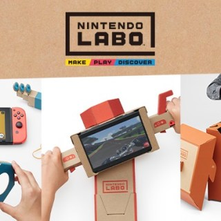 Nintendo Labo for Switch: Cardboard is a Must-Have Gaming Accessory