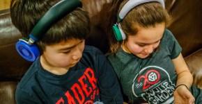 volume safe headphones for kids