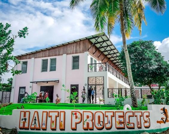 Haiti Projects Community Library