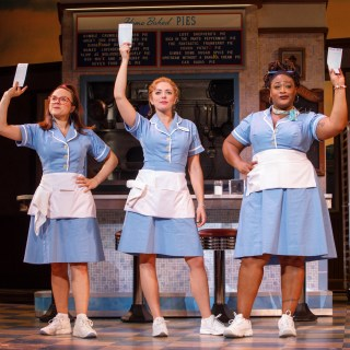 Waitress the Musical is Coming to the National Theatre in May!