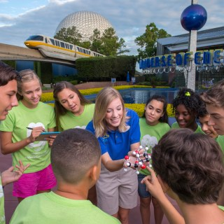 Disney Youth Programs Turn Walt Disney World & Disneyland into Classrooms for All Ages