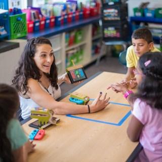 Teachers & Parents: Nintendo Labo Classroom Program Brings Nintendo Labo to Your School for FREE!