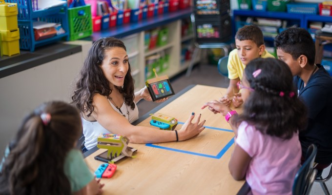 Teachers & Parents: Nintendo Labo Classroom Program Brings Labo to Your School for FREE!