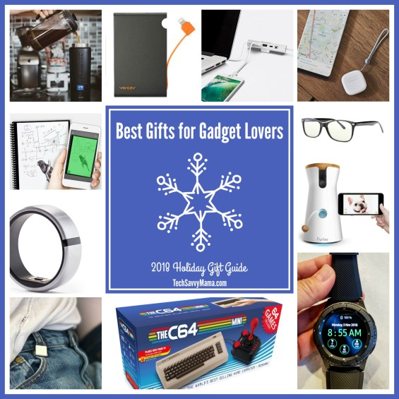 2018 Gift Guide: Best Gifts for Gadget Lovers