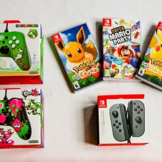 Nintendo Switch gifts
