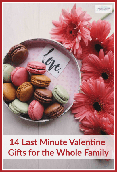 last minute Valentine gifts
