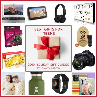 2019 Gift Guide: Best Gift for Teens (ages 13+ w giveaway)