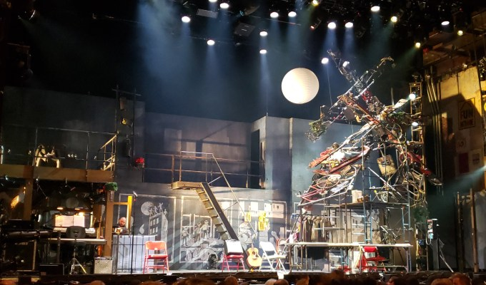Why I'm Glad I Took My Teens to See RENT at National Theatre DC