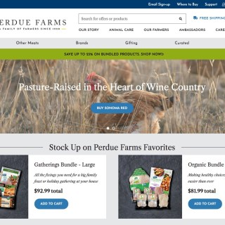 Perdue Farms Introduces Family Meal Bundles for Busy Families