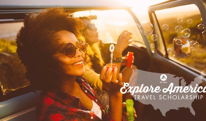 Novice Travelers Ages 18-30: Apply to Explore America with HI USA