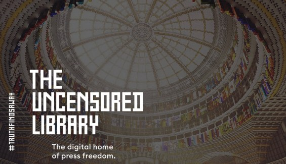 Minecraft Uncensored Library