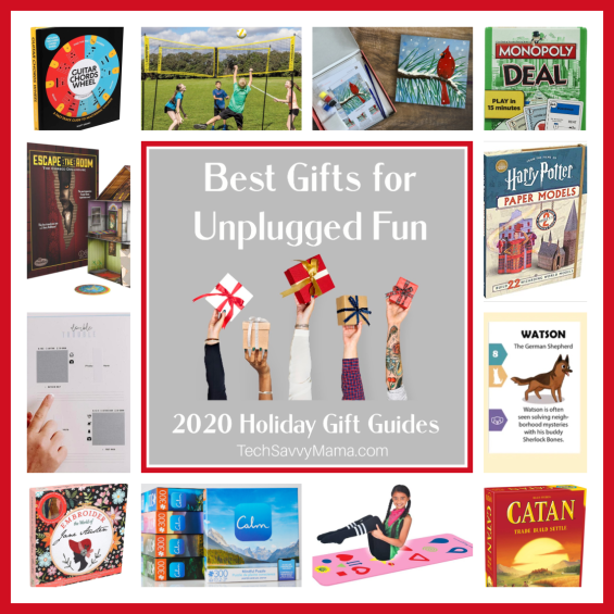 best gifts for unplugged fun