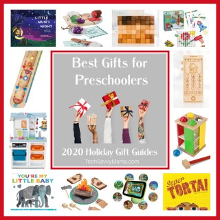 2020 Gift Guide: Best Gifts for Toddlers & Preschoolers