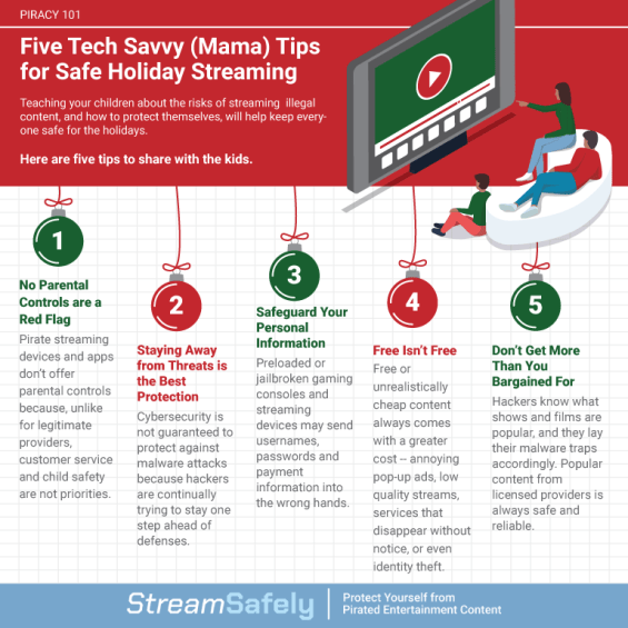 how to stream safely